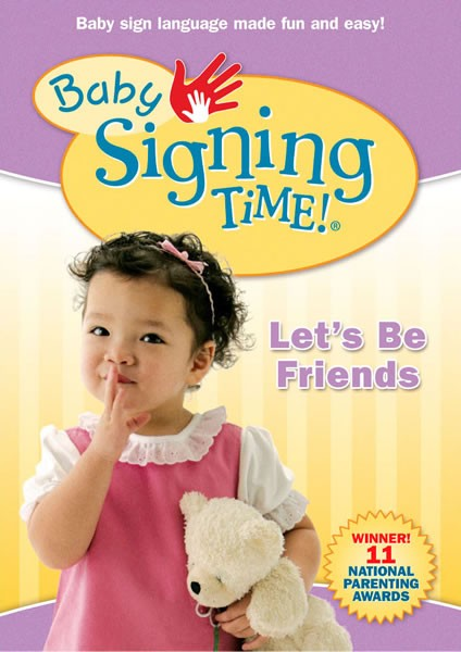 Baby Time Capsule On Pinterest: Baby Signing Time 4 DVDs
